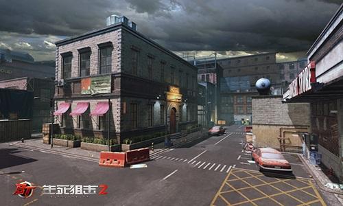 暗潮涌動的暴力街區《生死狙擊2》新地圖曝光
