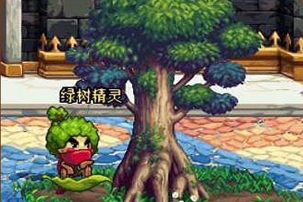 DNF又出新玩法,這次你不僅能在游戲中種樹,還能在游戲中偷菜了