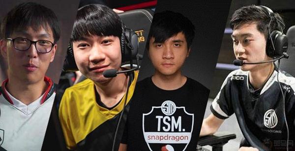 原創你或許不知道,這些活躍在《英雄聯盟》世界賽上的外國選手都是中國人