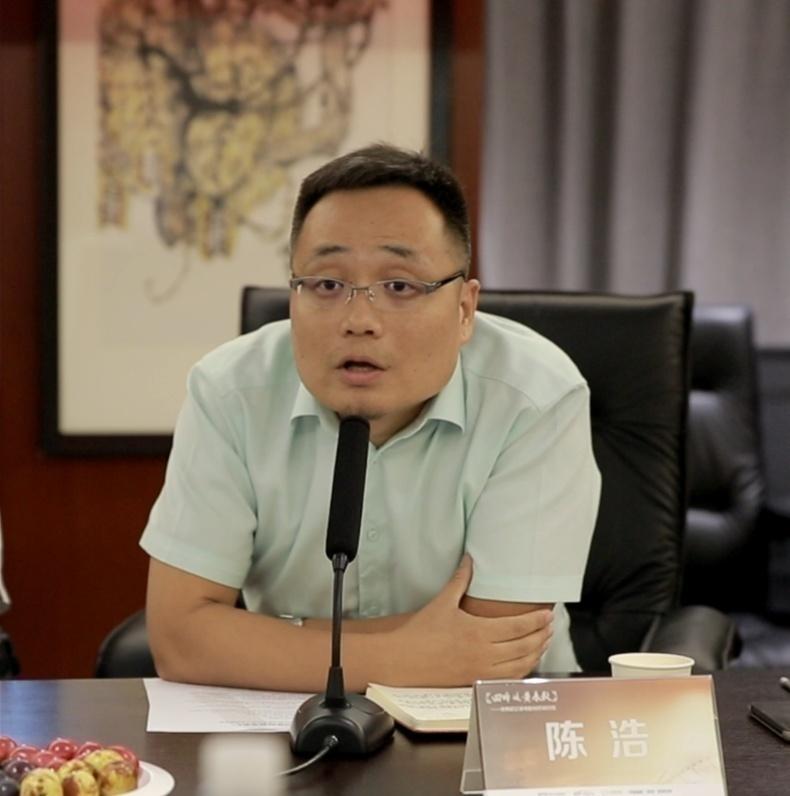 《東方新傳奇》來輝武紀錄電影創作研討會在亞玄集團舉行