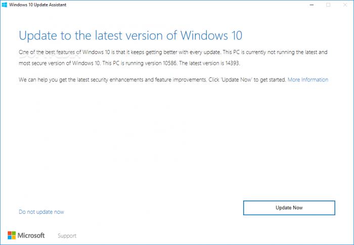 Win10更新助手中的安全漏洞为黑客打开大门的照片 - 2
