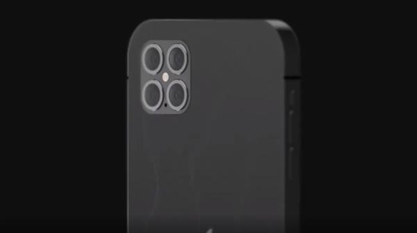iPhone 12 Pro概念渲染曝光:重回iPhone 4外观、无刘海的照片 - 3