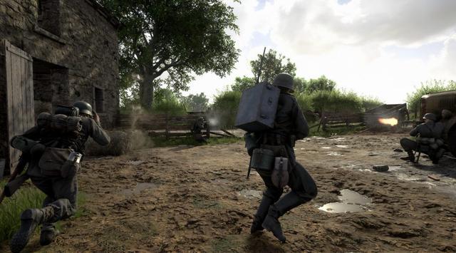 二戰FPS《人間地獄》提供免費試玩更新大量內容