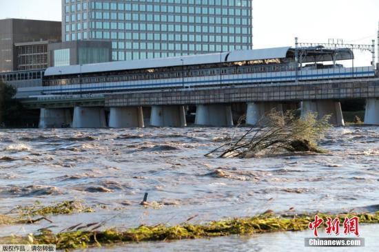 臺風、地震、火山相繼來襲日本遭遇自然災害三連擊