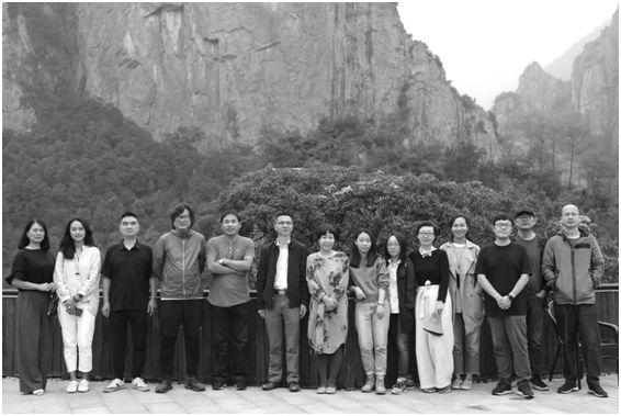最美國際山水寫生基地接連吸引高校寫生團來溫