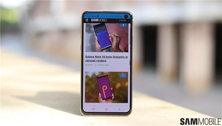 消息稱三星GalaxyS10也將推出Lite版本