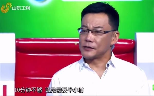 李国庆回应10分钟让90后哭:吹牛了 要半小时