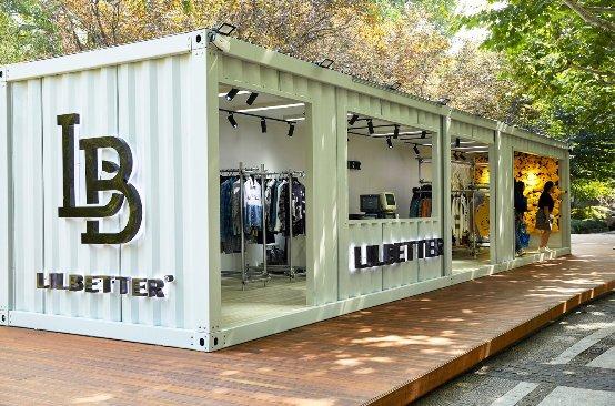 Lilbetter九周年品牌庆潮流快闪店成网红打卡新地标