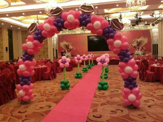婚房氣球怎么裝飾簡單漂亮?這些裝飾技巧要掌握