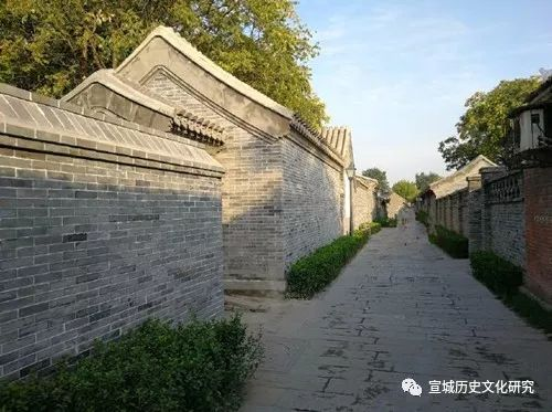北京的泾县会馆