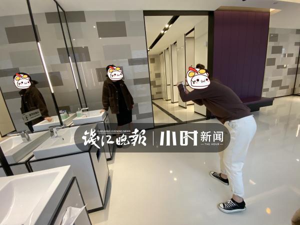 """杭州大厦501城市广场""""方便之所""""不应处处不便"""