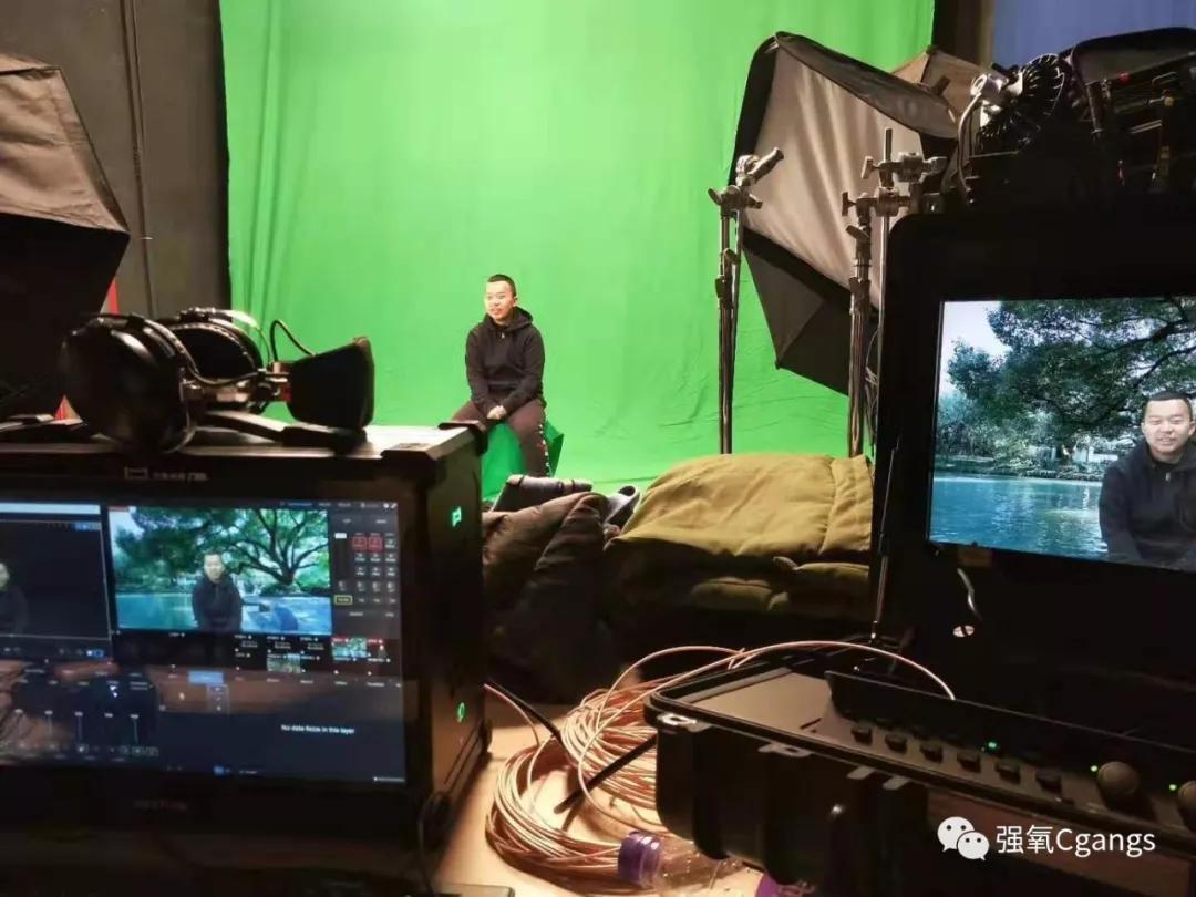 北创灯光摄影教学实践课讲解采用Cgangs Livestudio制作
