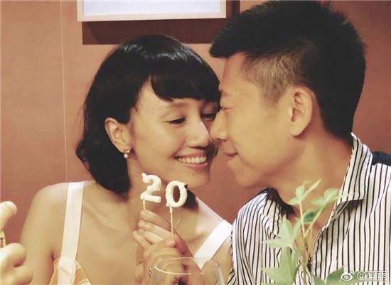 夏雨為袁泉慶42歲生日,這波狗糧才叫低調奢華有內涵