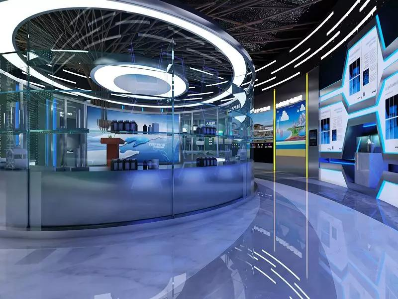 陶博會展廳設計