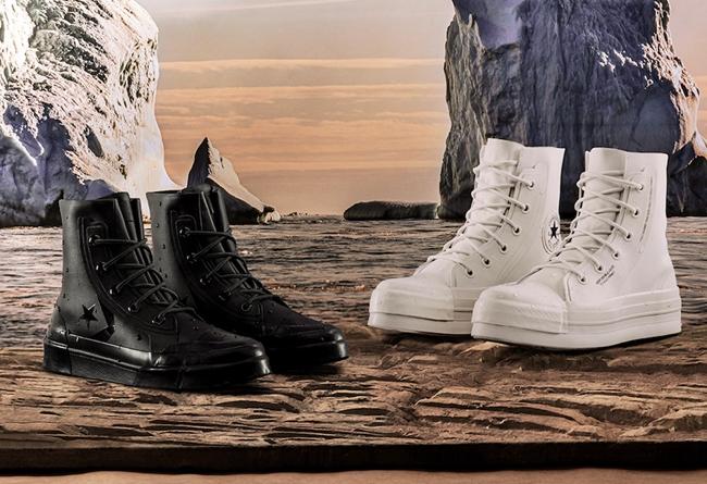 Converse x Ambush首次联名重磅来袭 YOHO!线下店即将发售