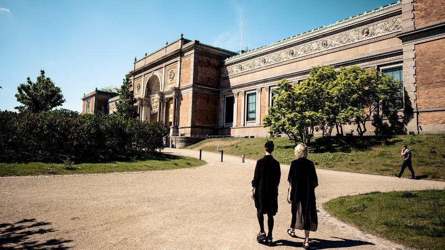 丹麦国家美术馆
