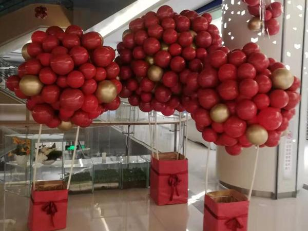 商场气球氛围布置攻略!2020商场气球装饰必看