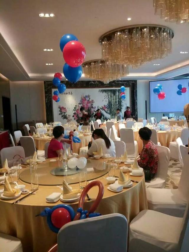 專業的生日氣球裝飾培訓!滿足你心中的商業需求