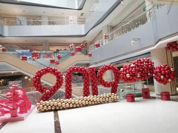 商場氣球氛圍布置攻略!2020商場氣球裝飾必看