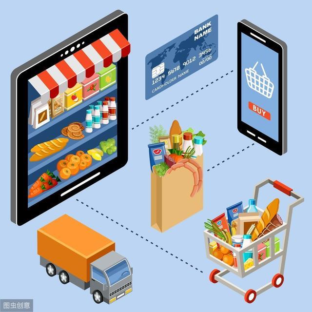 在农村开网络乡村超市,包邮还送货到家,店家:一年多赚5万