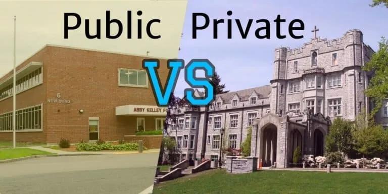移民加拿大后孩子公校和私校比较!