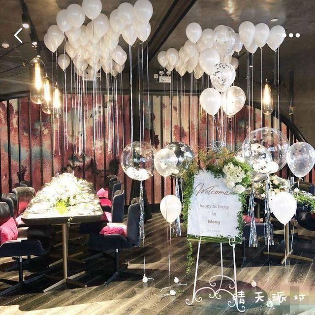 """儿童生日趴主题""""气球""""!为小朋友策划一场生日派对"""
