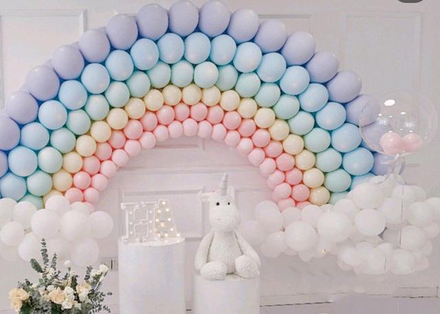 派对气球装饰布置造型教程!适合装饰任何派对