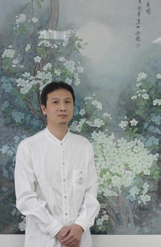 书画家徐东——丹青妙笔、墨色妍雅