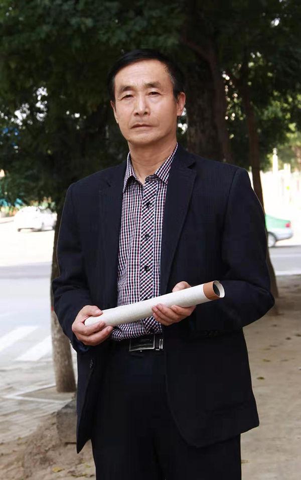 书法家徐喜旺——栩栩如生 俊秀文雅