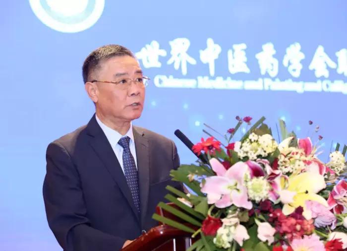世界中医药学会联合会中医药与书画产业分会在北京成立