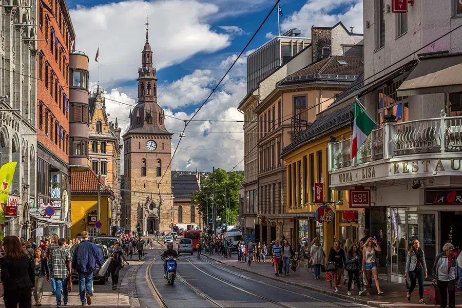 挪威首都奥斯陆