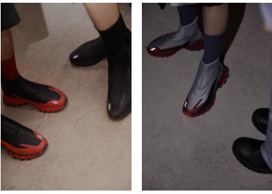Reebok锐步携手中国设计师XIMONLEE李东兴推出DMX永续概念户外袜套靴