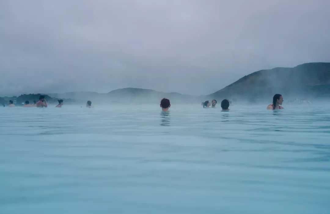 蓝湖温泉  Blue Lagoon