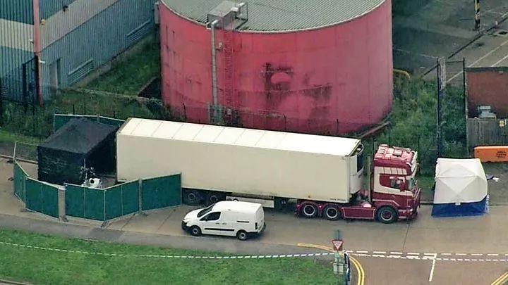 英媒:货车上39人系冻死,至少在零下25℃环境下待了15小时