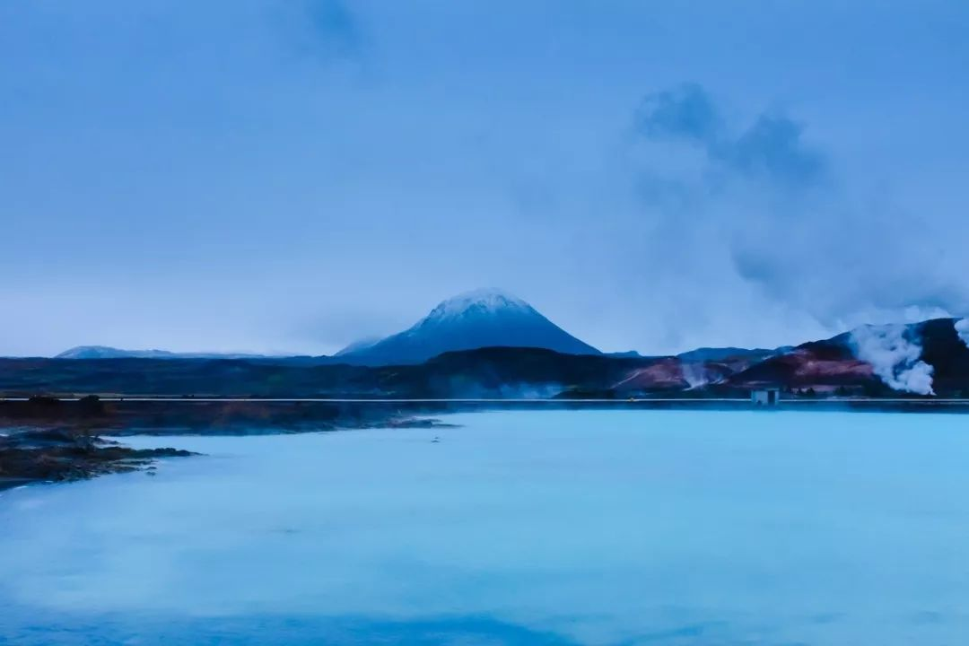 米湖温泉  Mývatn Nature Baths