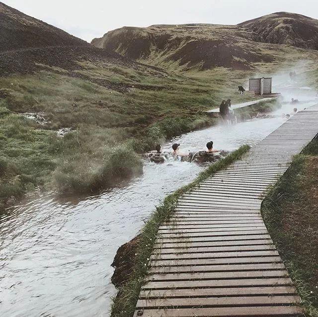 温泉小镇  Hveragerði