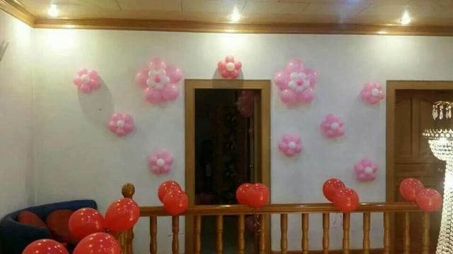 氣球婚禮布置是怎么做的?分享氣球主題婚禮布置圖片