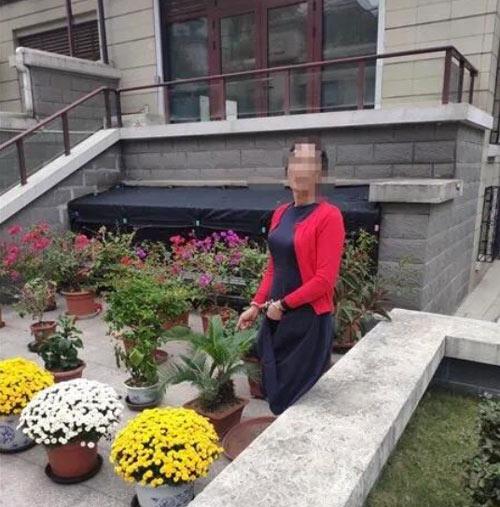 常州一女子偷花成瘾被抓,经审讯:只因为太爱花