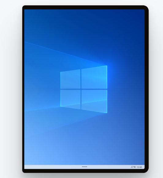 Windows 10X设计文档曝光:遇见未来的桌面系统的照片 - 3