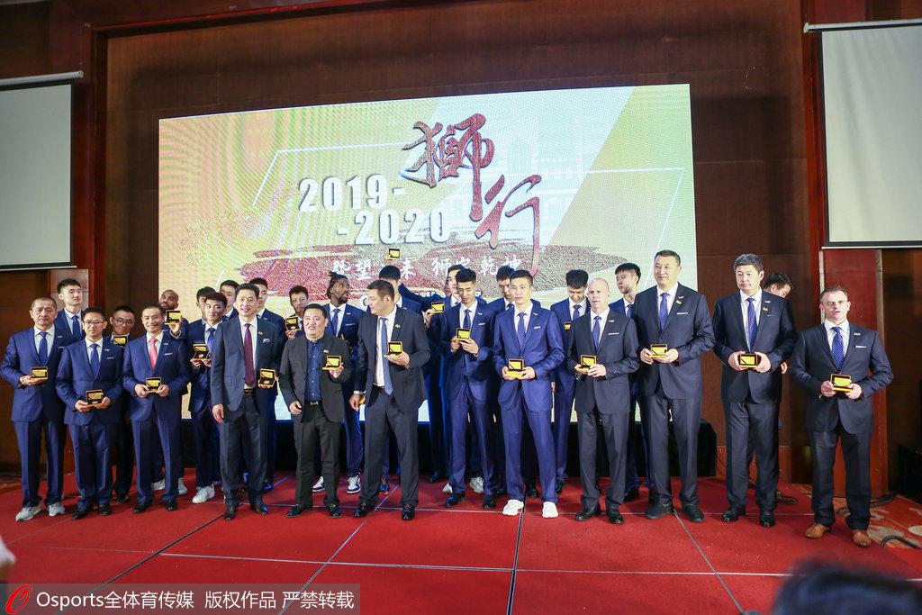 浙媒:广厦新赛季目标保四争二 争取再次打进总决赛