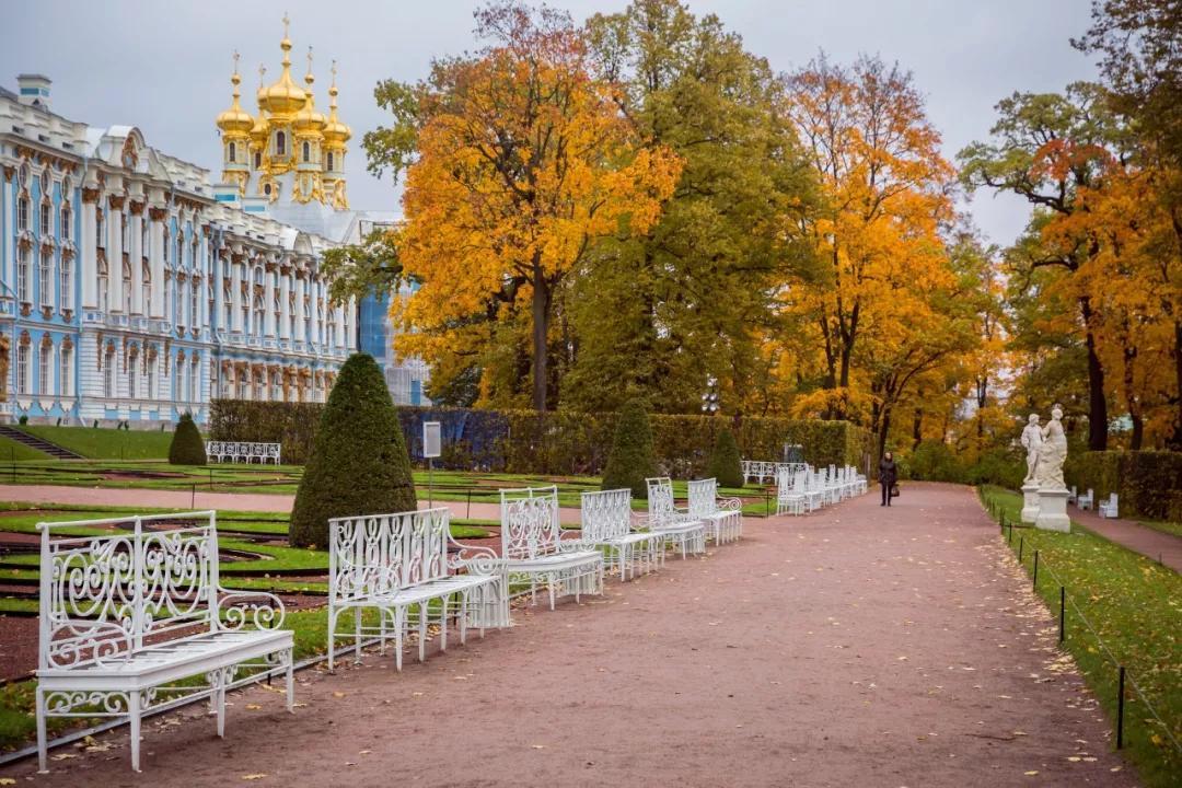 秋季该去哪?俄罗斯颜值最高的时节来告诉你
