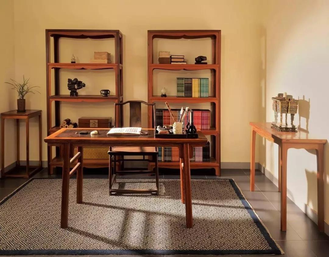 家具搭配:明式家具万能搭配,可搭配任意风格家具?