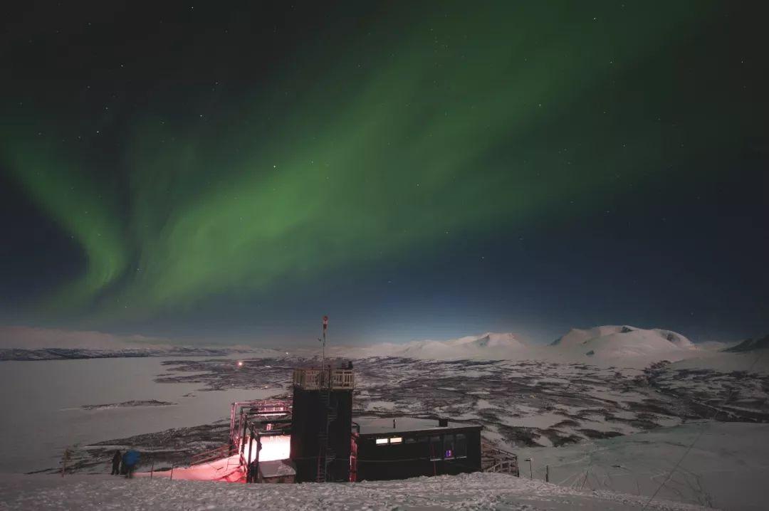 瑞典阿比斯库  冬季探险好去处