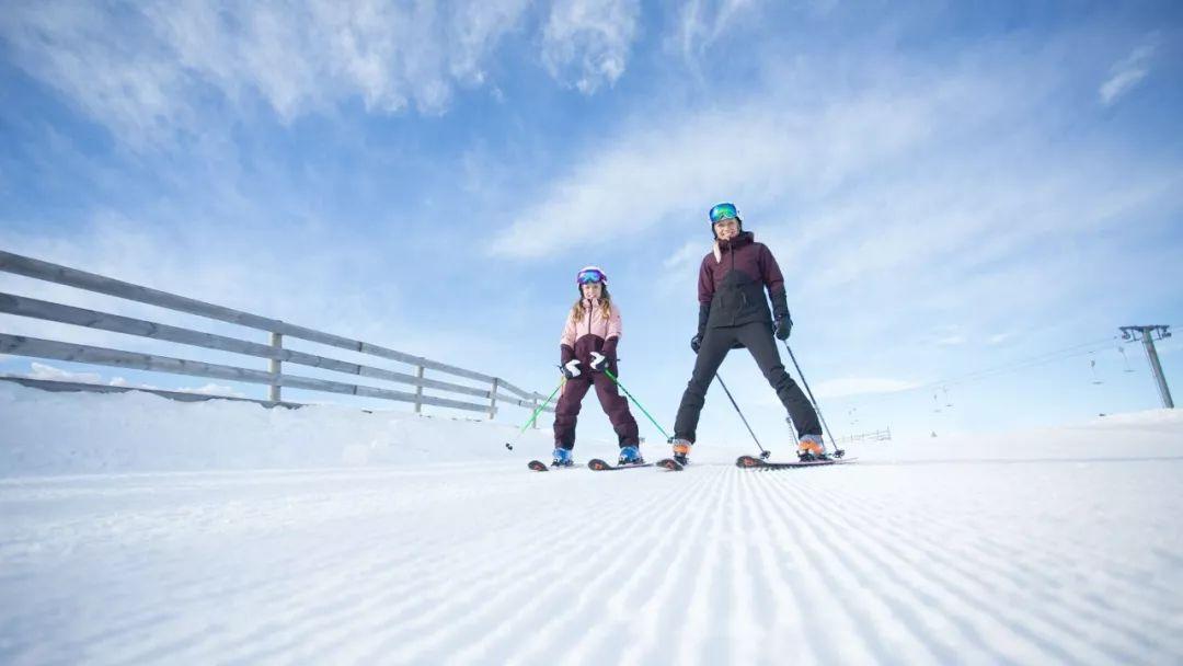 瑞典赛伦滑雪 Sälen  冬日里的仙境