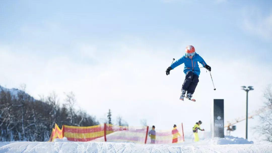 挪威海姆瑟达尔  先进的滑雪场