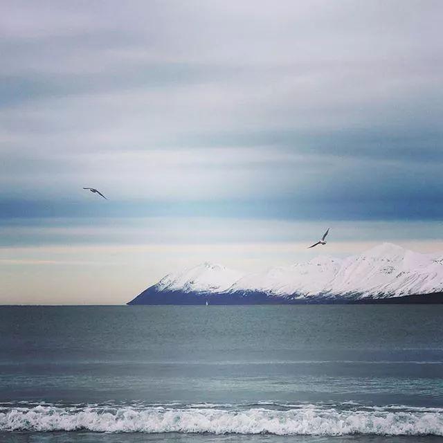 冰岛滑雪场