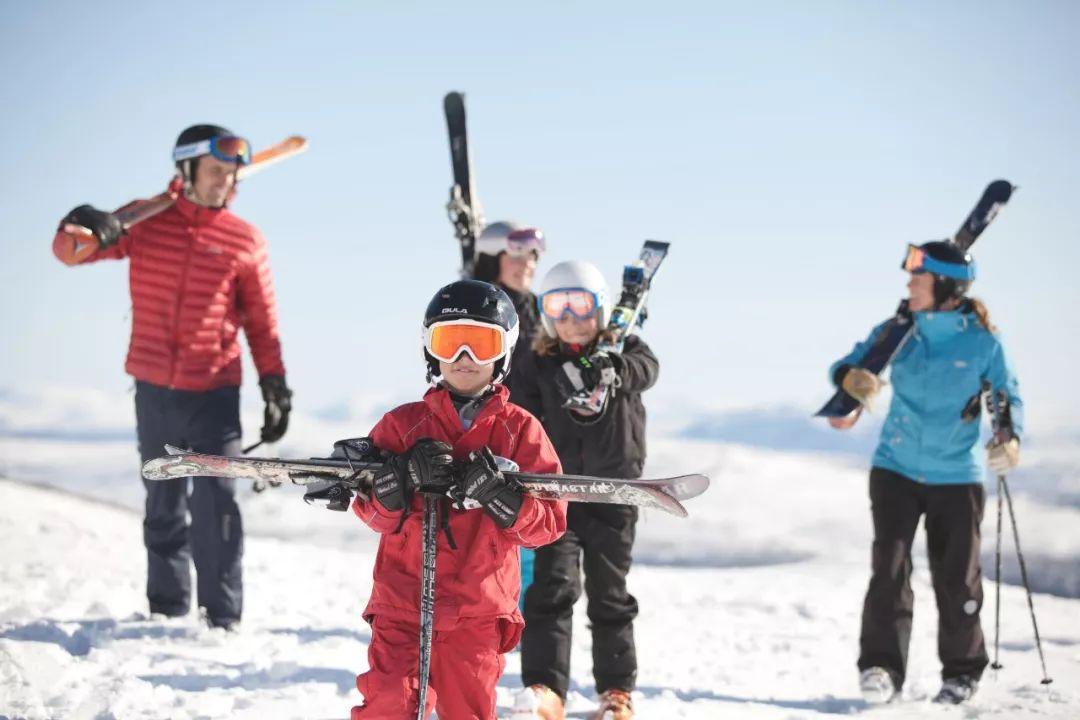 瑞典奥勒 Åre  最佳高山滑雪胜地