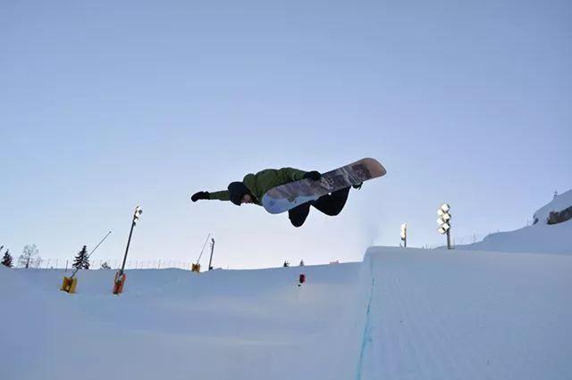 芬兰沃卡蒂  秘境滑雪场