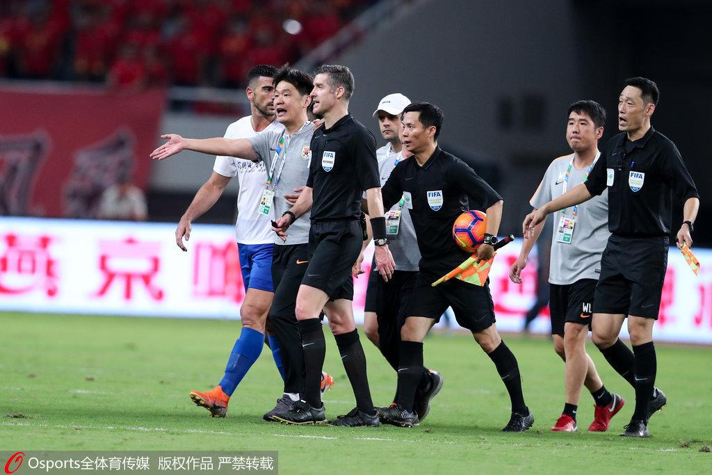 鲁能四将恐缺席首回合战申花 李霄鹏曾三夺足协杯