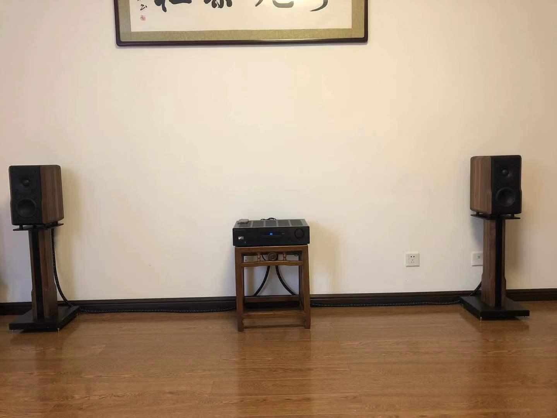 宝丽昌音响分享西安一私人禅修馆选用意大利卓丽音箱的效果
